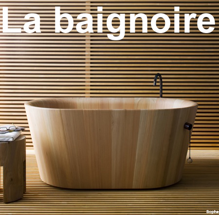 Baignoire | Making Loft