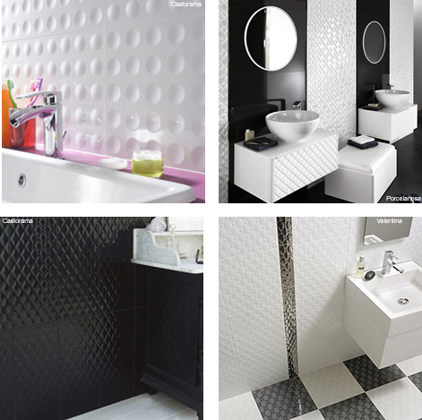 Réalisation Making Loft : donnez du relief à votre salle de bains ...